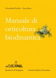 Manuale di orticoltura biodinamica