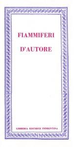 Fiammiferi d'autore