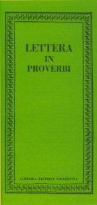 Lettera in proverbi