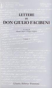 Lettere di Don Giulio Facibeni
