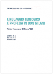 Linguaggio teologico e profezia in don Milani