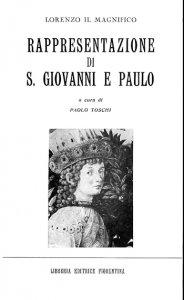 Rappresentazione di S. Giovanni e Paulo