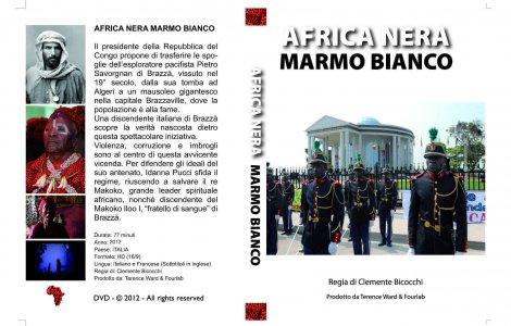 Africa Nera marmo bianco (dvd)