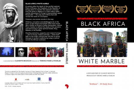 Black Africa White Marble (dvd)