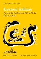 Lezioni italiane di Masanobu Fukuoka