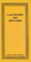 Calendario dei proverbi