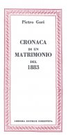 Cronaca di un matrimonio del 1883