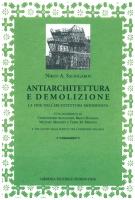 Antiarchitettura e demolizione
